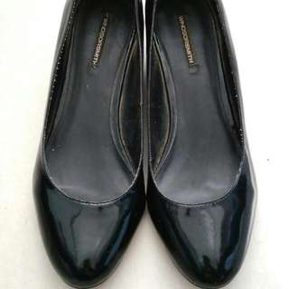 Windsor Smith Black Patent Leather Shoes Size 9