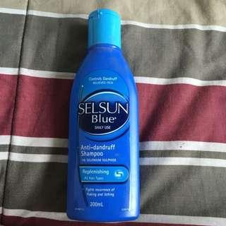 Sel sun Blue