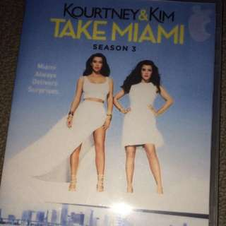 Kourtney And Kim Take Miami Season 3