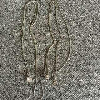 MIMCO Necklace Set