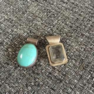 Turquoise Stone & Amethyst Stone