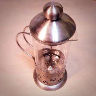 法式壓濾壺 (可當奶泡器)