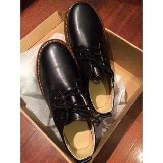 復古低筒馬丁鞋✨