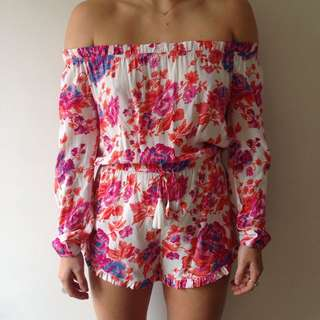 Auguste The Label Playsuit Size 8