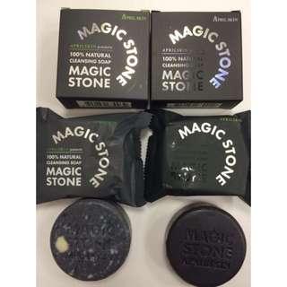 Magic Stone April Skin 洗面皂 韓國 美妝