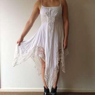 Tree Of Life Gypsy Dress Size XS