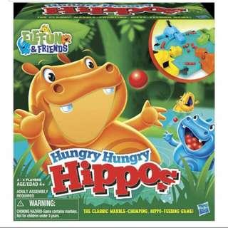 BNIB Hungry Hungry Hippos