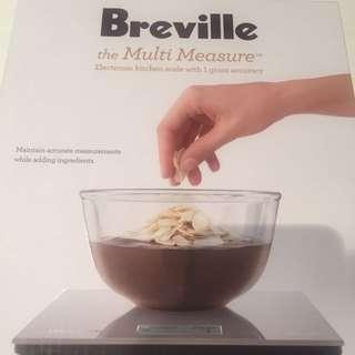 Breville Kitchen Scale