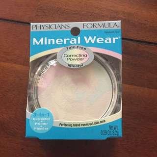 Physicians formula Mineral Wear Correcting Powder