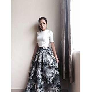 🆕REDUCED: Maxi Full Skirt