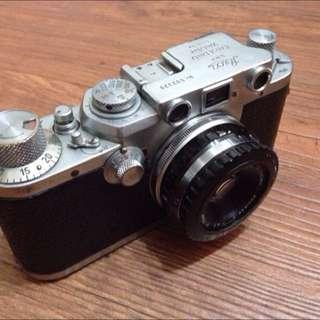 Leica IIIC 經典銘機 完整美機