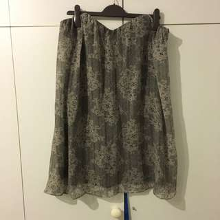 Ladakh Strapless Dress