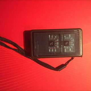 Compass And Camping Tool
