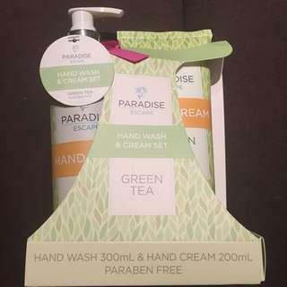 Hand Wash And Hand Cream