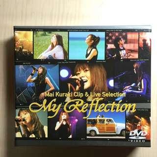 倉木麻衣-reflection 演唱會DVD