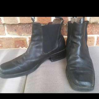 Vintage Original Windsor Smith Boots Size 11