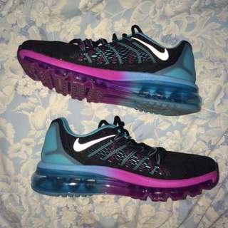 Nike Purple/Blue Air max 2015