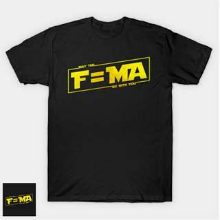 May The F=MA Be With You Tee
