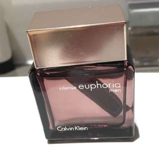 New Calvin Klein Intense Euphoria 15ml