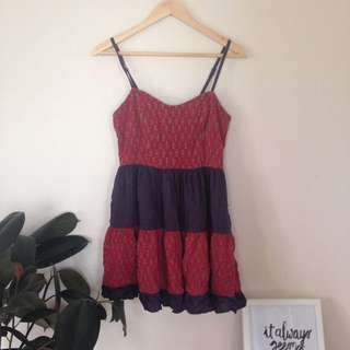 Mink Pink Sun Dress Size 10