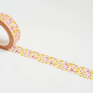 Fun Flowers Washi Tape Roll