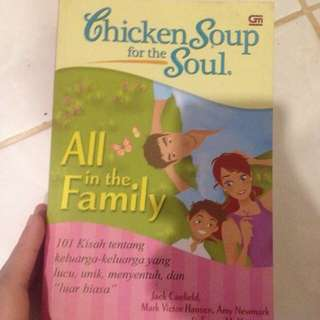 Chicken Soup for the Soul : All the family