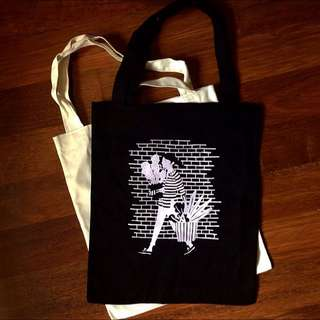 Totebag: grocery day