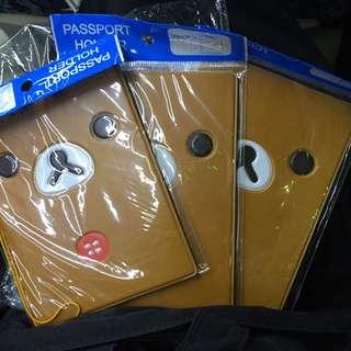 懶懶熊護照套
