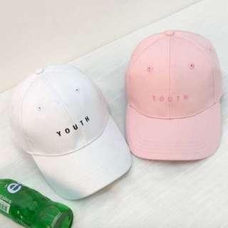 YOUTH三色老帽