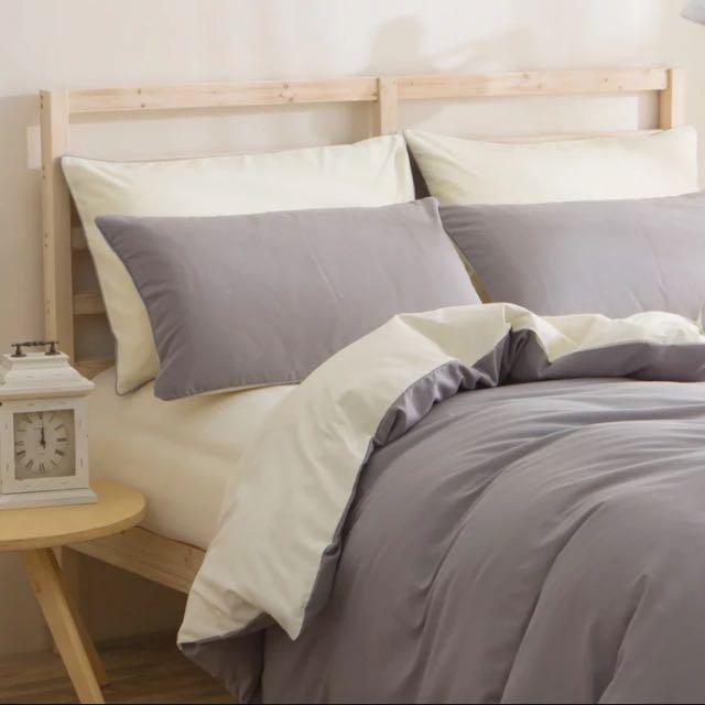 全棉舒適床包四件組