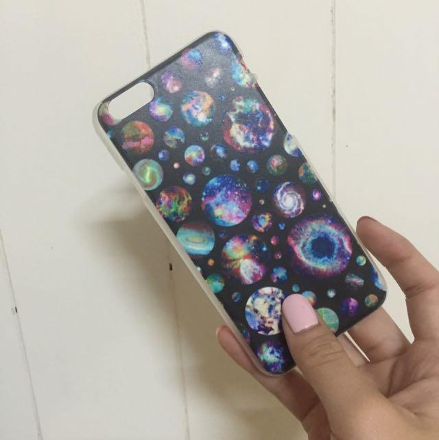 🌿小宇宙手機殼  I6