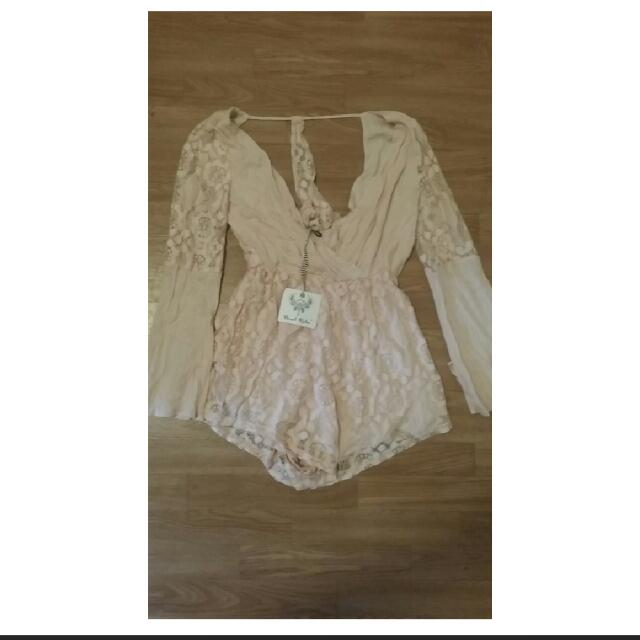 Angel Biba Playsuit. Brand New With Tags!!