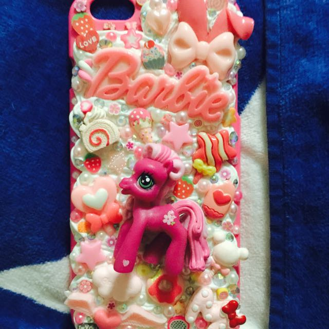 Barbie iPhone 6+plus Case