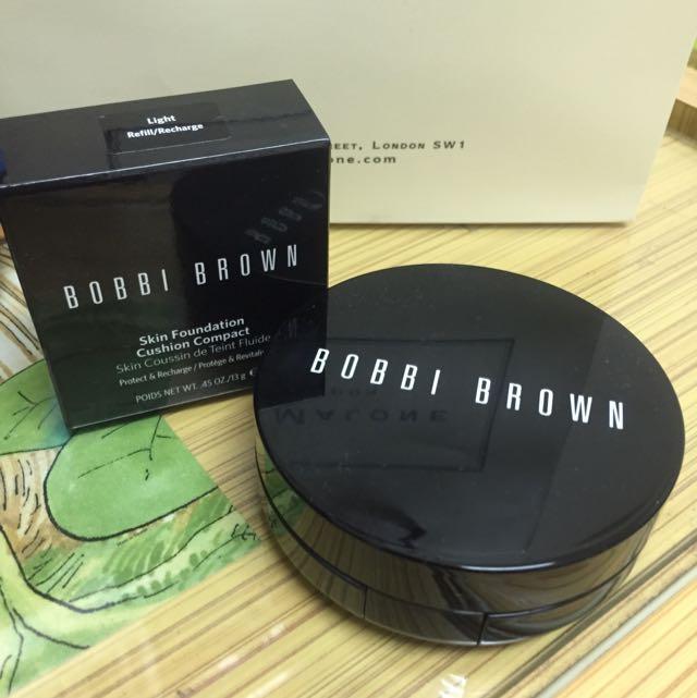 Bobbi Brown氣墊粉餅