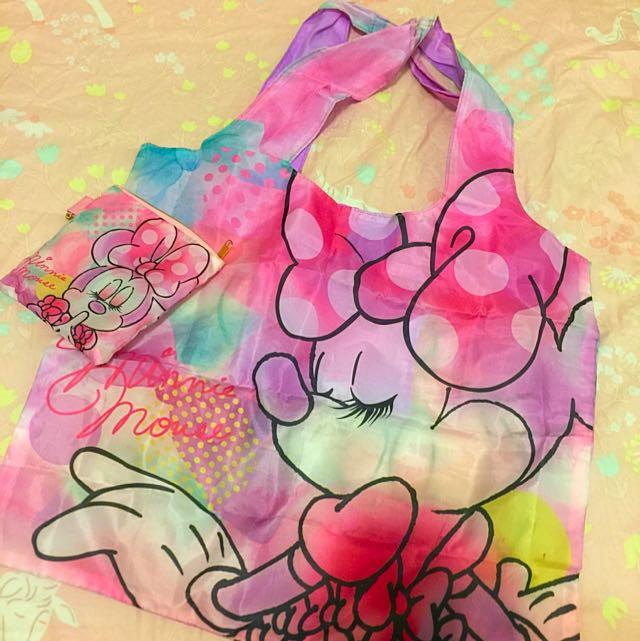 Disney Store 米妮購物袋