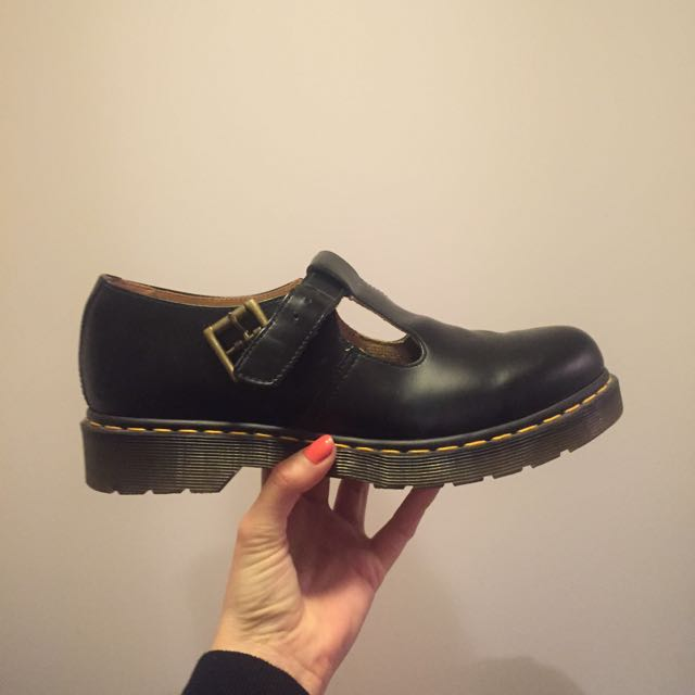 Doc Martens T Bars Size US 9