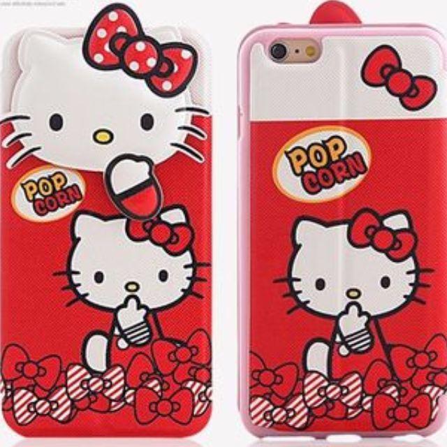 三星E7皮套 可愛凱蒂貓HelloKitty 插卡支架手機套保護皮套