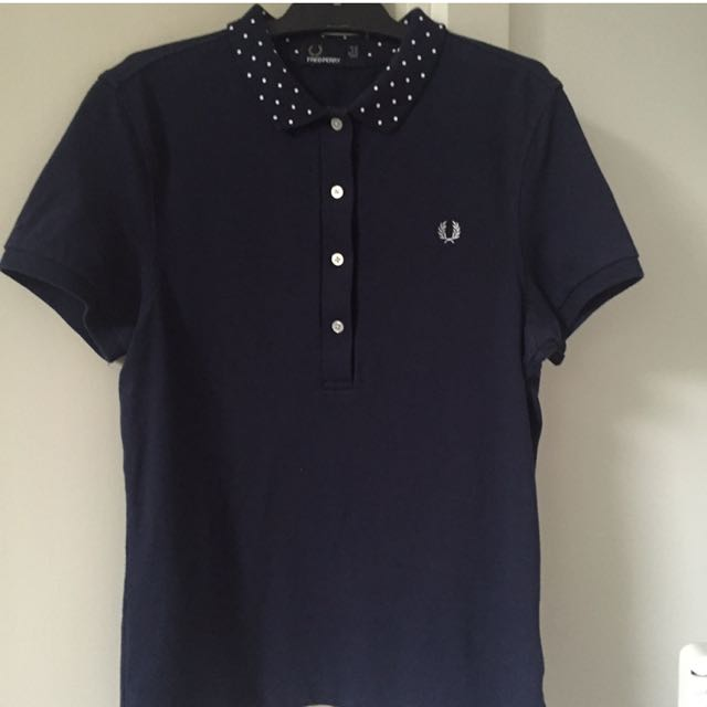 Fred Perry Women's Polo Size 10