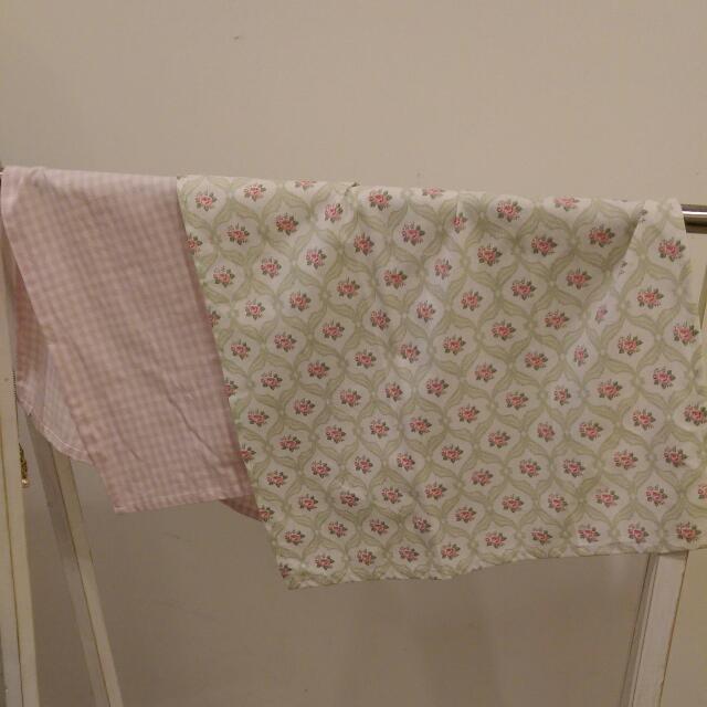Ikea鄉村風擺飾布擦手巾