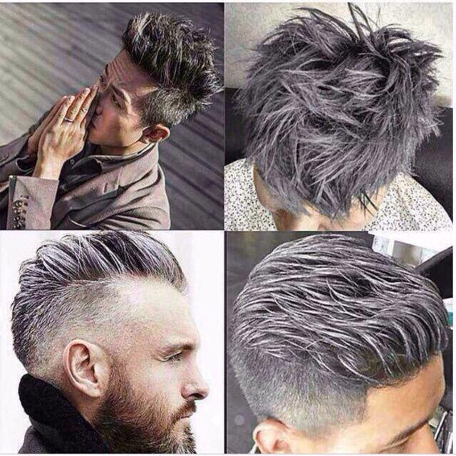 Crazy Sale Till End March Colour Hair Wax Silver Ash