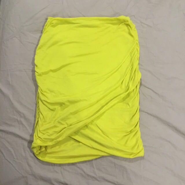 Kookai Bandage Skirt
