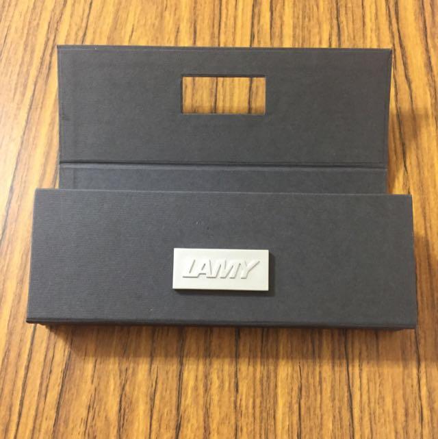 多層次Lamy鋼筆盒