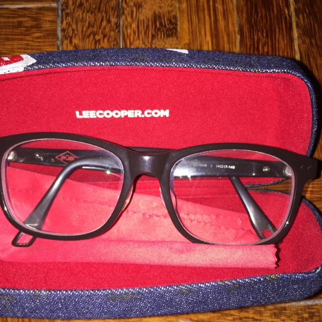 Lee Cooper Spectacles Frame