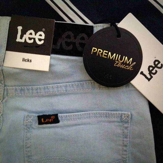 Lee Licks Denim Jeans