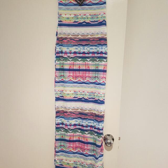 Maxi Dress Size 6 New