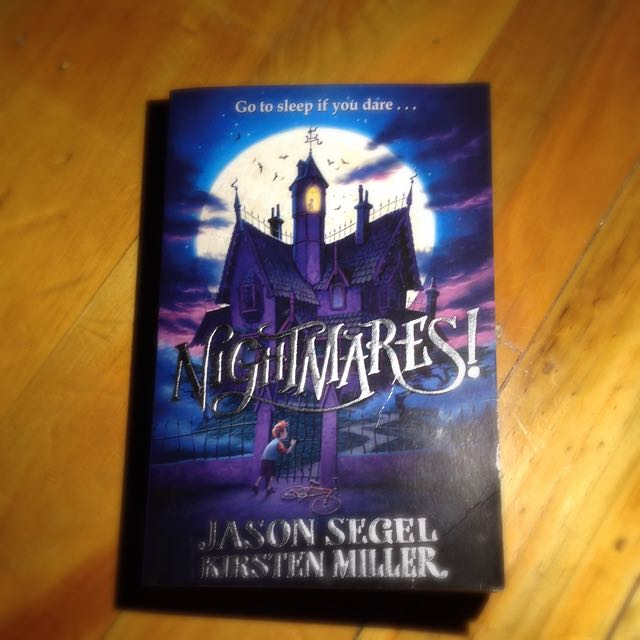 Nightmares By Jason Segal And Kirsten Miller