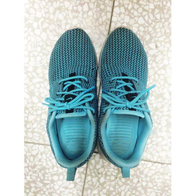 Nike Roshe Run 藍色