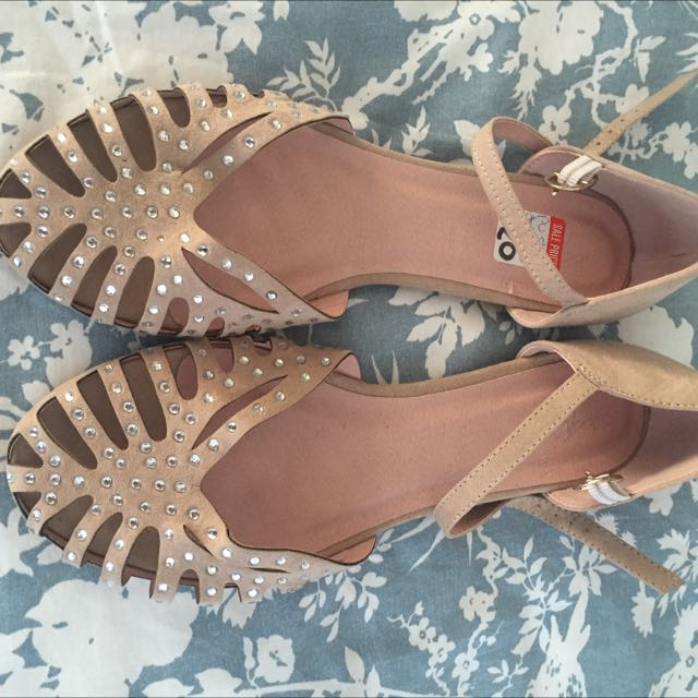 Nude Flats Au 9 Eu 40 New In Box