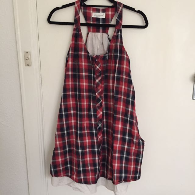 Peter Alexander Tartan Dress