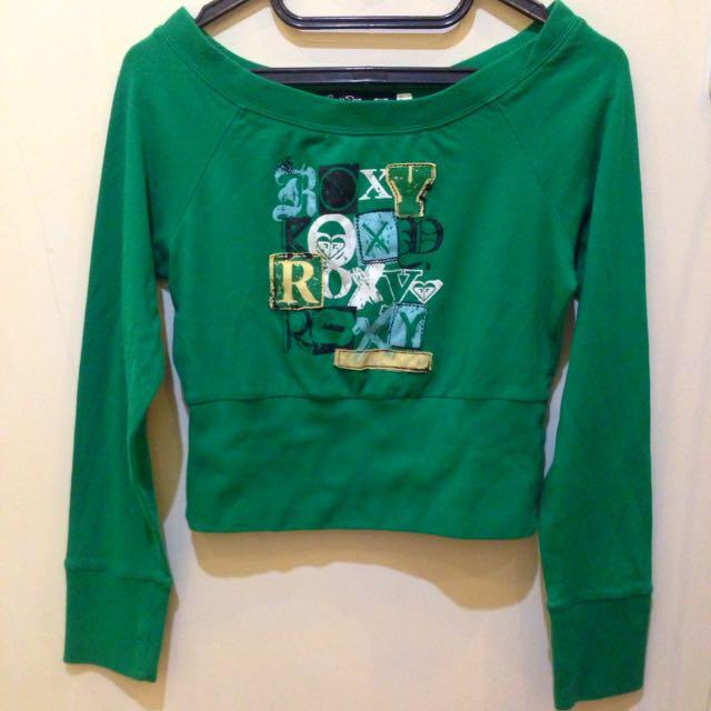 Roxy Crop Top